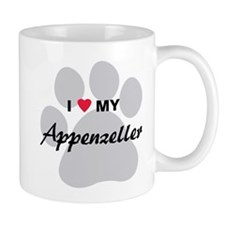 I Love My Appenzeller Mug