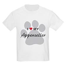 I Love My Appenzeller T-Shirt