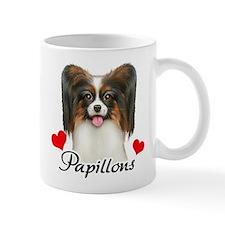 Love Papillons! Mug