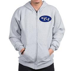 CN Logo Zip Hoodie