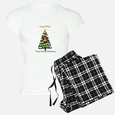 Holidays Funny Humorous Pajamas