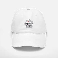 I Love My Australian Kelpie Baseball Baseball Cap
