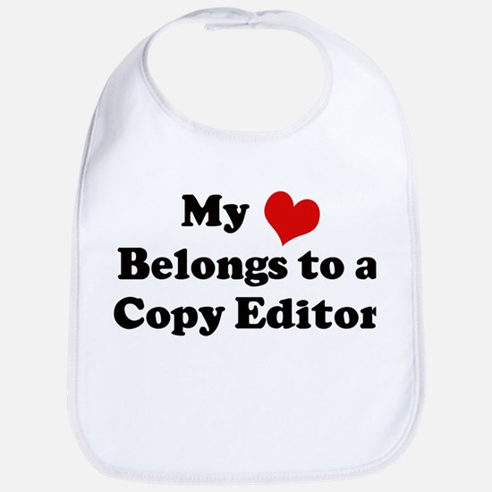 Heart Belongs: Copy Editor Bib