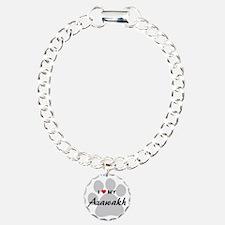 I Love My Azawakh Bracelet