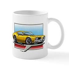 Gold 1969 Cutlass Mug