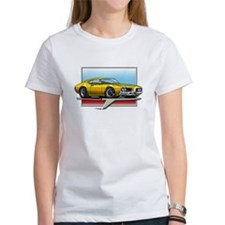 Gold 1969 Cutlass Tee