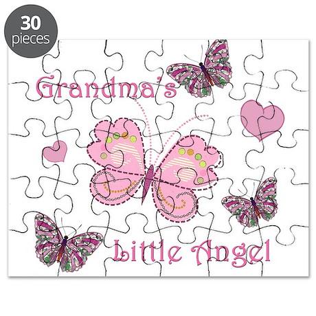 Grandma's Angel Puzzle