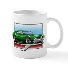 Green 1969 Cutlass Mug