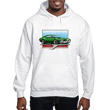 Green 1969 Cutlass Hoodie