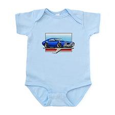 Blue 1969 Cutlass Infant Bodysuit