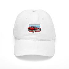 Red 1969 Cutlass Baseball Cap
