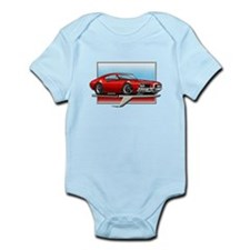 Red 1969 Cutlass Infant Bodysuit
