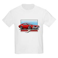 Red 1969 Cutlass T-Shirt
