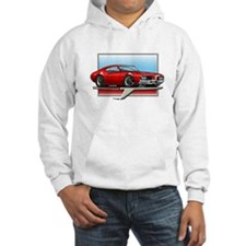 Red 1969 Cutlass Hoodie