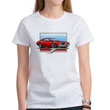 Red 1969 Cutlass Tee