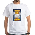 Escape from Heaven White T-Shirt