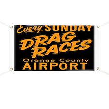 Drag Races Banner