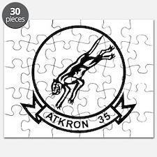VA-35 Black Panthers Puzzle