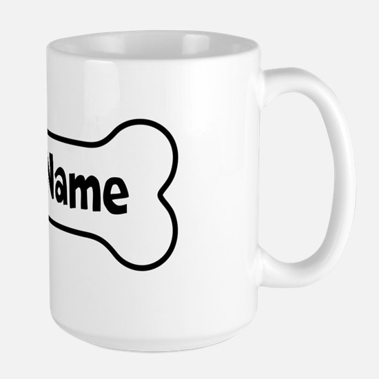 Personalize this Large Mug