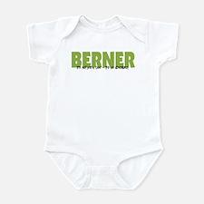 Berner IT'S AN ADVENTURE Infant Bodysuit