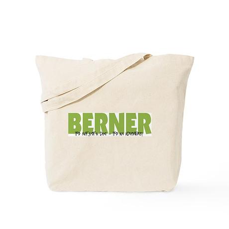 Berner IT'S AN ADVENTURE Tote Bag