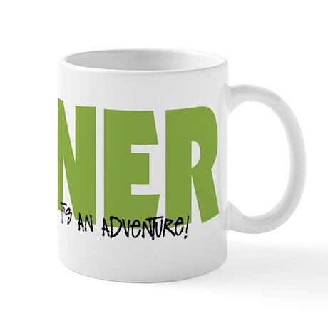 Berner IT'S AN ADVENTURE Mug