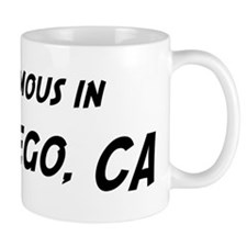 Famous in San Diego Coffee Mug