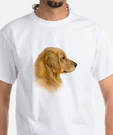Golden Retriever Portrait Shirt
