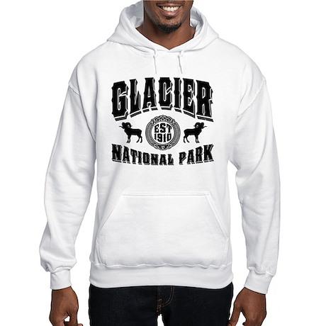 Glacier Established 1910 Hooded Sweatshirt
