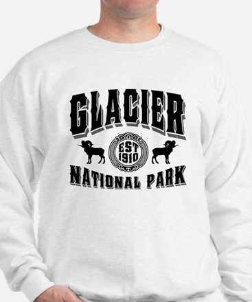 Glacier Established 1910 Sweatshirt