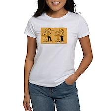 Dog Groomer's Women's T-shirt Orange