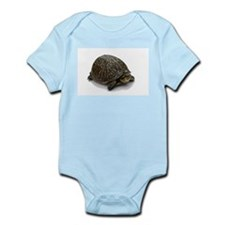 Unique Aquatic turtle Infant Bodysuit