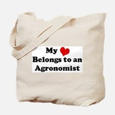 Heart Belongs: Agronomist Tote Bag