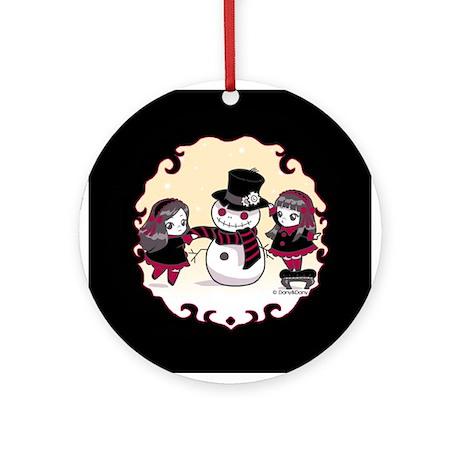 Xmas Ornament (Round)
