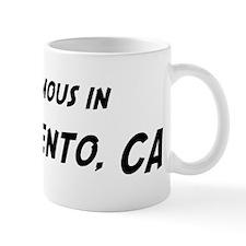 Famous in Sacramento Mug