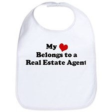 Heart Belongs: Real Estate Ag Bib