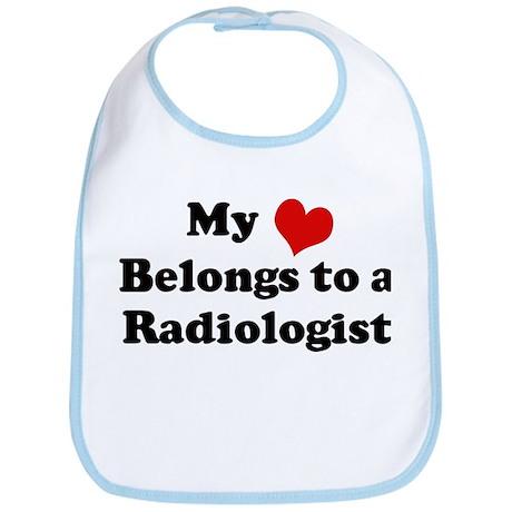 Heart Belongs: Radiologist Bib