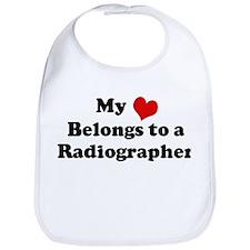 Heart Belongs: Radiographer Bib