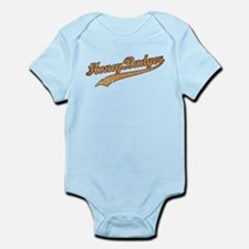 Team Honey Badger Infant Bodysuit