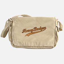 Team Honey Badger Messenger Bag