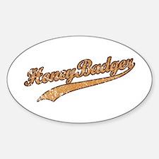 Team Honey Badger Decal