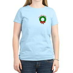 Cherokee Christmas Wreath T-Shirt