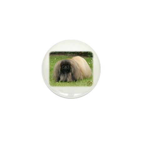 Pekingese 9Y218D-016 Mini Button