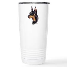 Miniature Pinscher Travel Coffee Mug