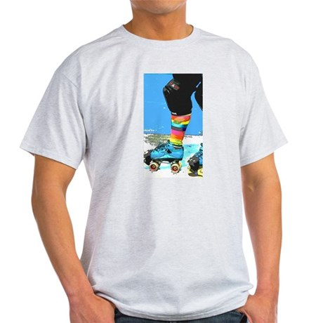 colorful skate Light T-Shirt