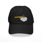 Hammer Broken Glass Black Cap