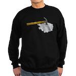 Hammer Broken Glass Sweatshirt (dark)