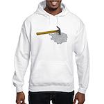 Hammer Broken Glass Hooded Sweatshirt