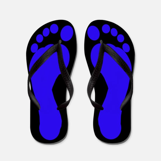 Feet Collection Blue