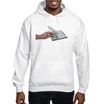 Money Checkbook Hooded Sweatshirt